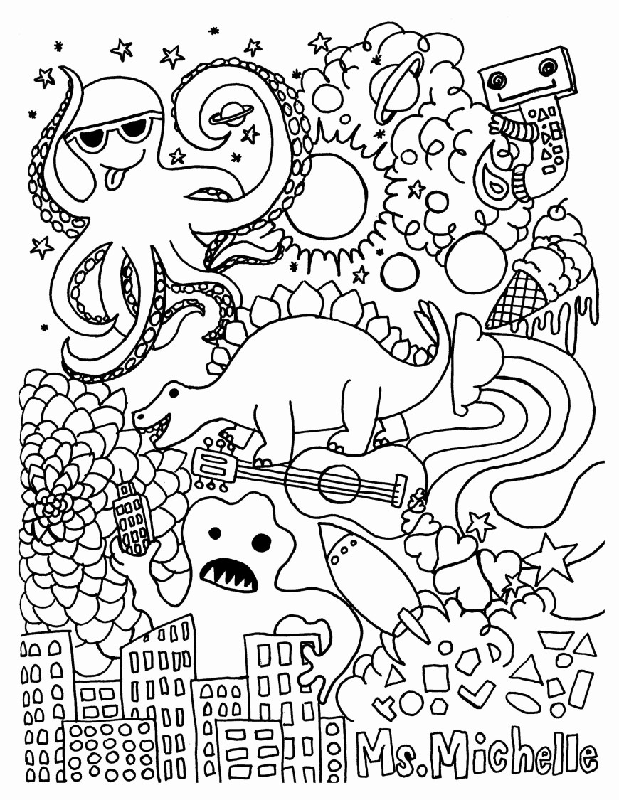 Number Coloring Pages Number Coloring Pages For Kindergarten Best Of Color Sheets For