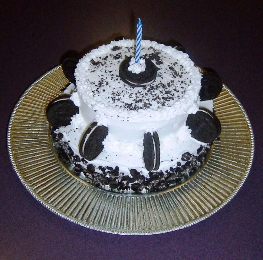 Oreo Birthday Cake Oreo Cookie Birthday Cake Cakecentral