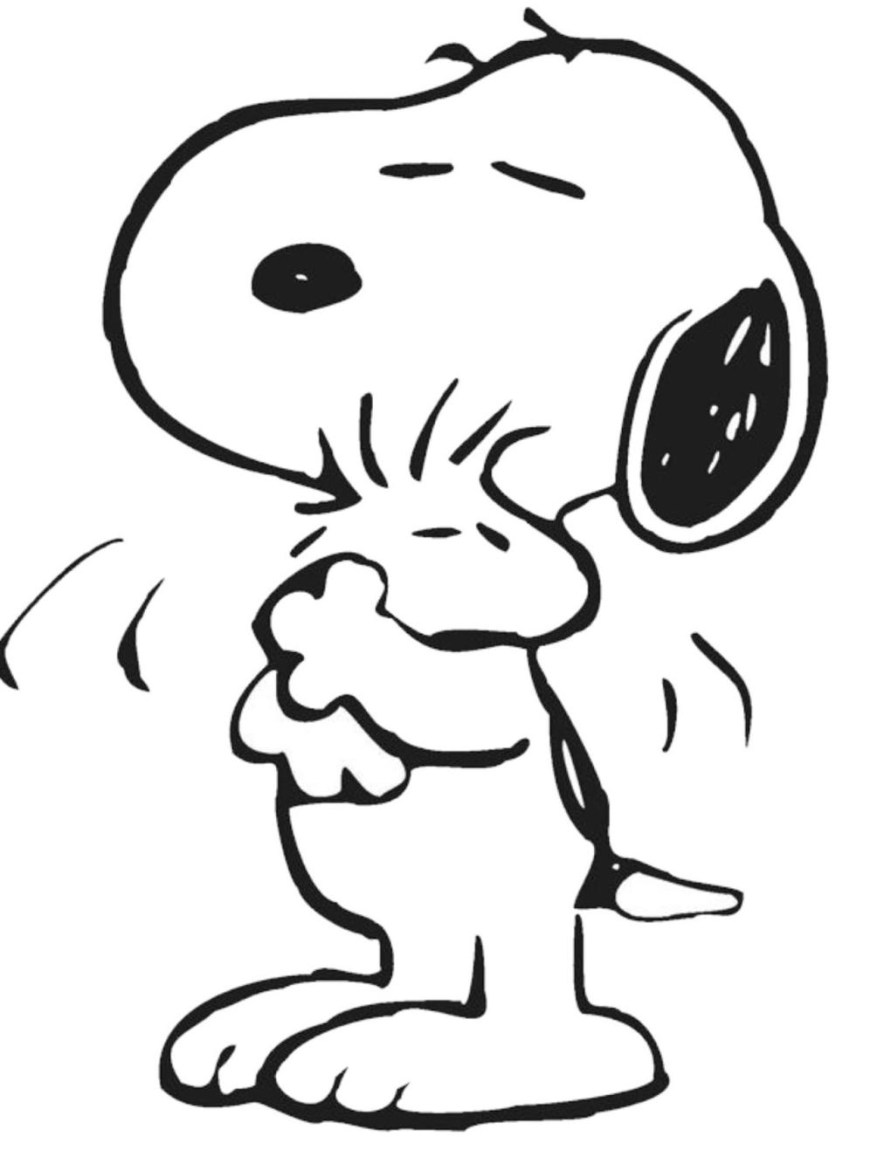Peanuts Coloring Pages Peanuts Coloring Pages Creative Inspiration Snoopy Coloring Pages