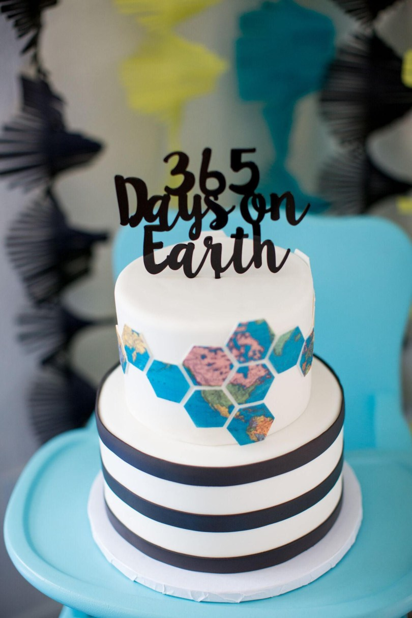 Personalized Birthday Cakes 365 Days On Earthbirthday Cake Topper Personalized Birthday Topper