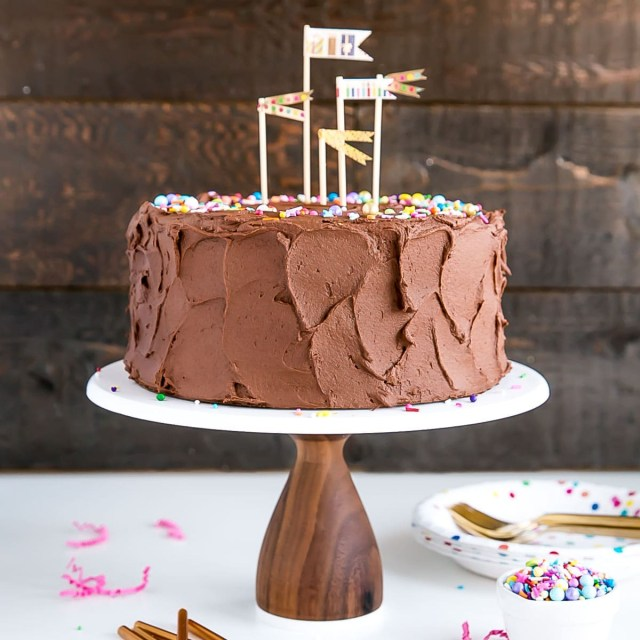 Picture Of Birthday Cake Classic Birthday Cake Liv For Cake