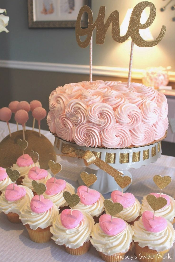 Pink And Gold Birthday Cake Best 25 Pink Gold Cake Ideas On Pinterest Pink And Gold Intended For