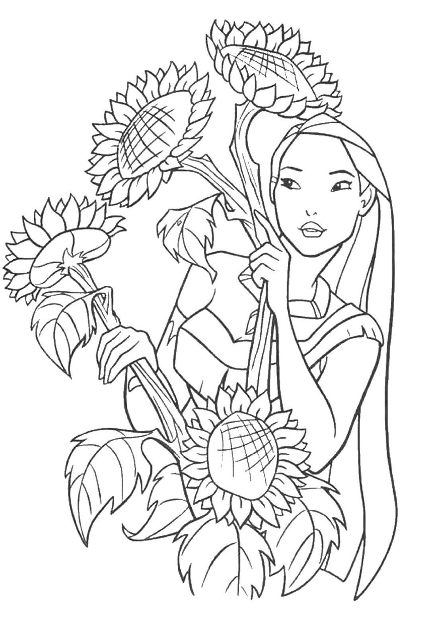 Pocahontas Coloring Pages Pocahontas Coloring Pages Part 2 Free Resource For Teaching
