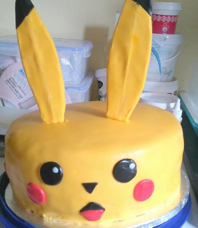 Pokemon Birthday Cake Childrens Pokemon Birthday Cake Mrs Moffetts Kitchen