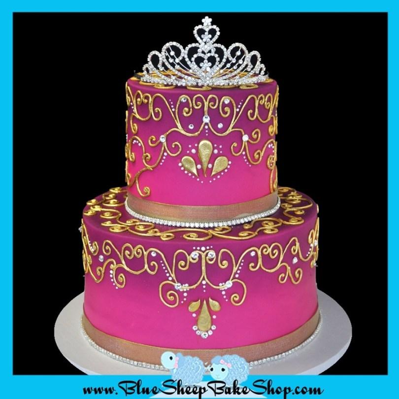 Princess Birthday Cake Princess Birthday Cakes