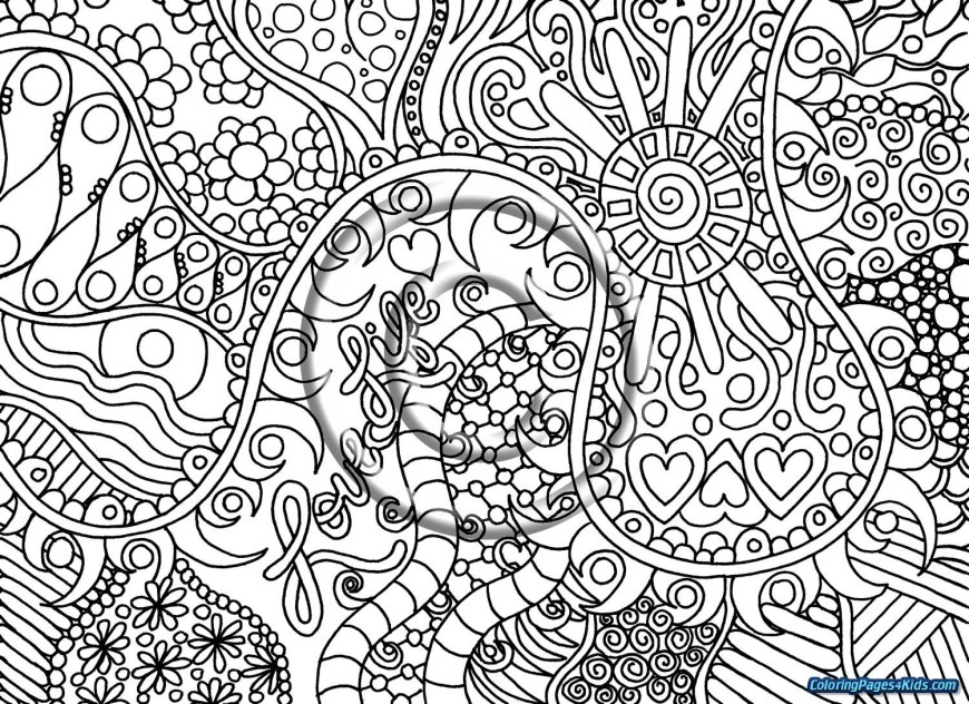 Psychedelic Coloring Pages Psychedelic Coloring Pages Print 21 5 Futurama