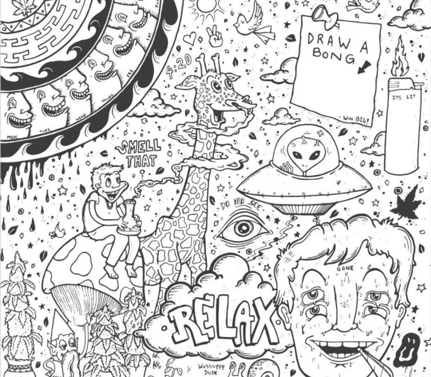 Psychedelic Coloring Pages Trippy Colouring Pages Sheets Unbelievable Psychedelic Coloring Jpg