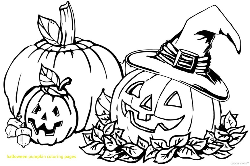 Pumpkin Coloring Pages Halloween Pumpkin Coloring Pages With Free Printable Ripping In