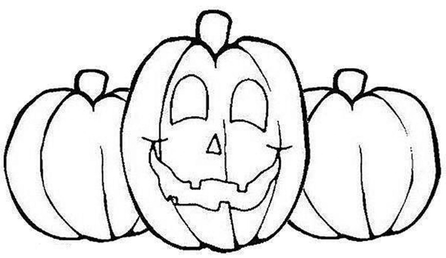Pumpkin Coloring Pages Print Download Pumpkin Coloring Pages And Benefits Of Drawing To