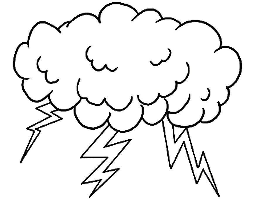 Rain Coloring Page 21 Rain Coloring Page Compilation Free Coloring Pages Part 3