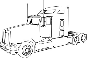 Semi Truck Coloring Pages Semi Truck Coloring Pages Best Of Gallery Truck Coloring Book Semi