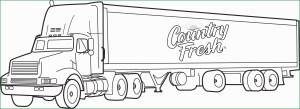 Semi Truck Coloring Pages Truck Coloring Pages New Semi Truck Coloring Pages Coloringsuite