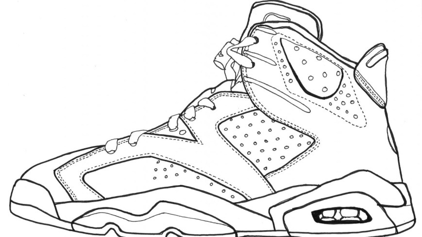 Shoe Coloring Page Athletic Shoes Coloring Pages For Adults Sports Vans Converse
