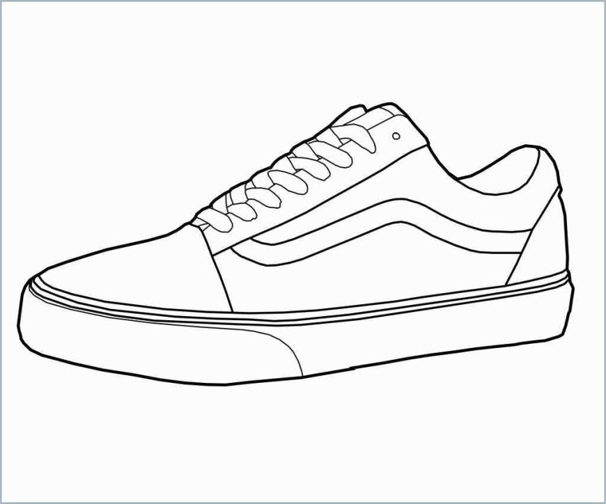 Shoe Coloring Page Lovely Nike Shoe Coloring Page Charlieheaton