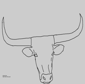 Texas Coloring Pages Texas Longhorns Coloring Pages Kanta