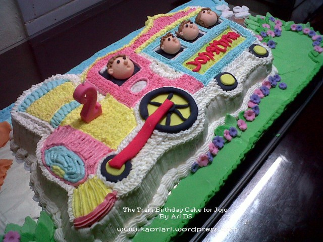 Train Cakes For Birthdays 9 Train Birthday Cakes For Girls Photo Train Birthday Cake Train