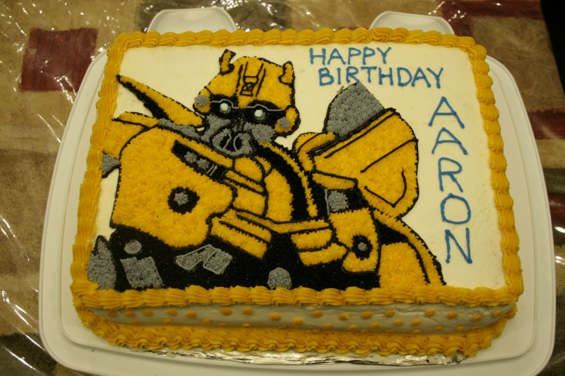 Transformers Birthday Cake 10 Transformers Bumblebee Cupcake Cakes Photo Bumblebee