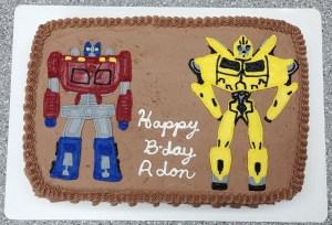 Transformers Birthday Cake Cupcakes Flea On Twitter Transformers Cake Transformer