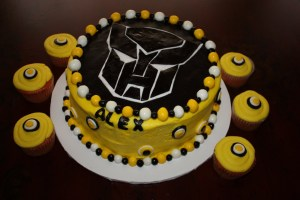 Transformers Birthday Cake Transformer Cakes Decoration Ideas Little Birthday Cakes