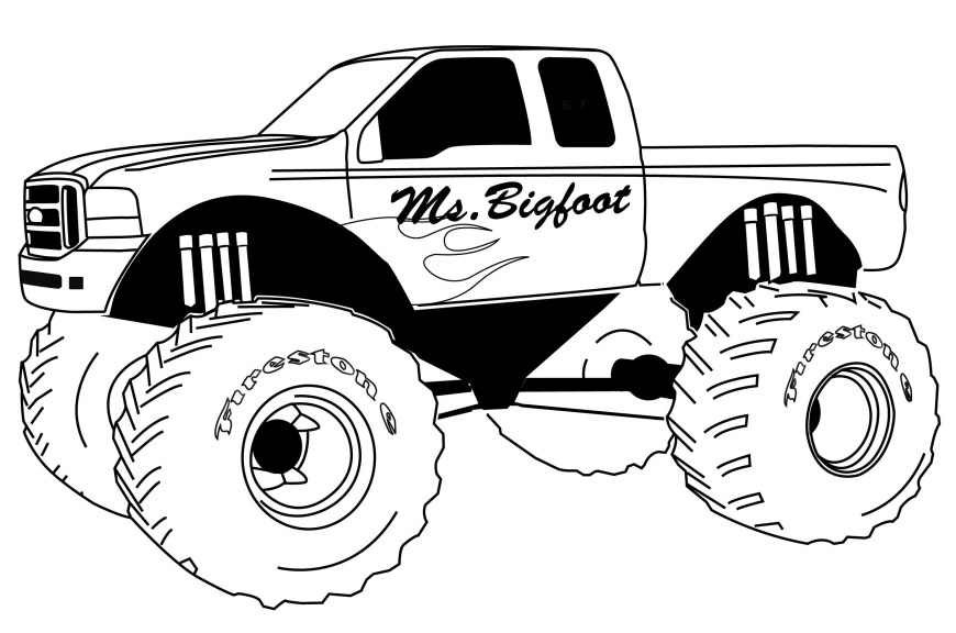 Trucks Coloring Pages Coloring Page Cm20171101 Coloring Page Truck Pages Marvelous Cat