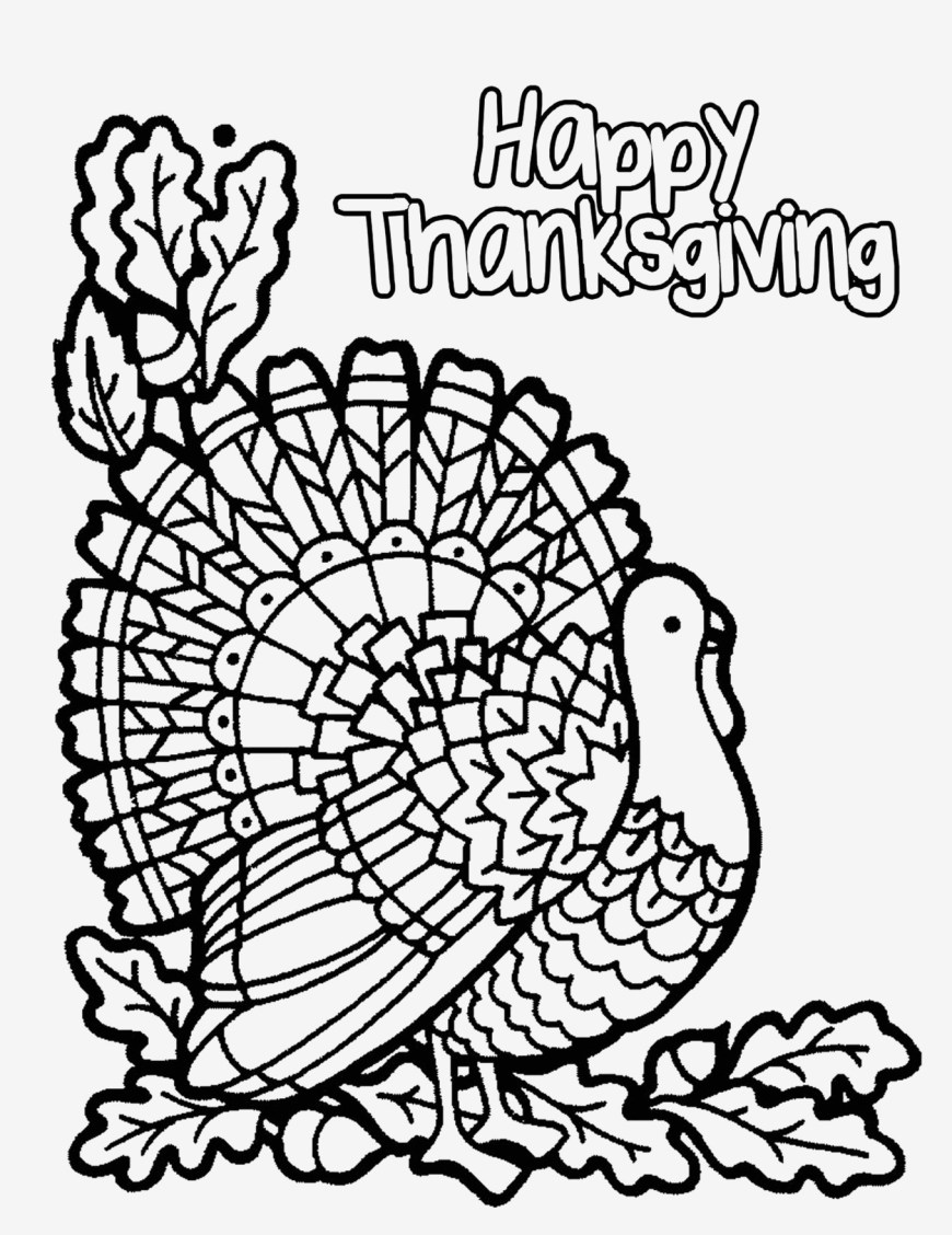 Turkey Coloring Pages Dltk Thanksgiving Coloring Pages Awesome Turkey Coloring Pages For