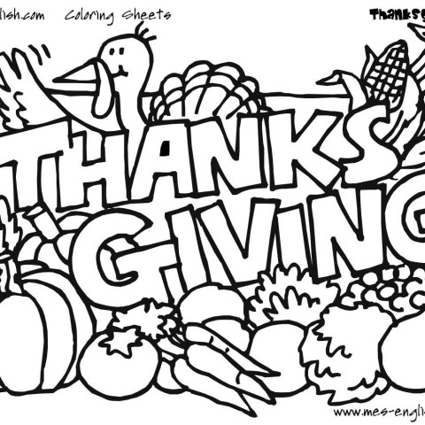 Turkey Coloring Pages For Preschoolers Free Thanksgiving Coloring Pages For Kids