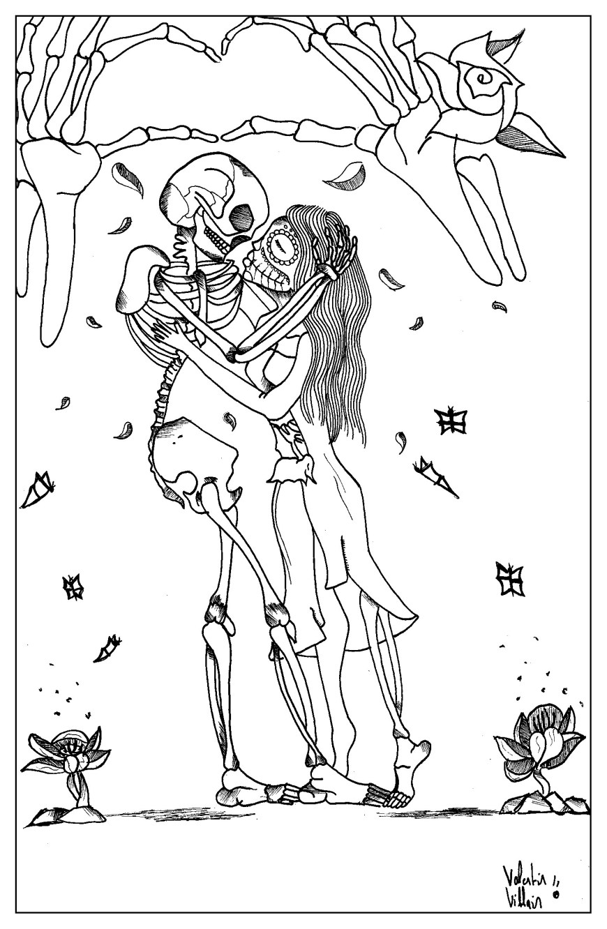 Valentine Day Coloring Pages Valentines Day Coloring Pages For Adults