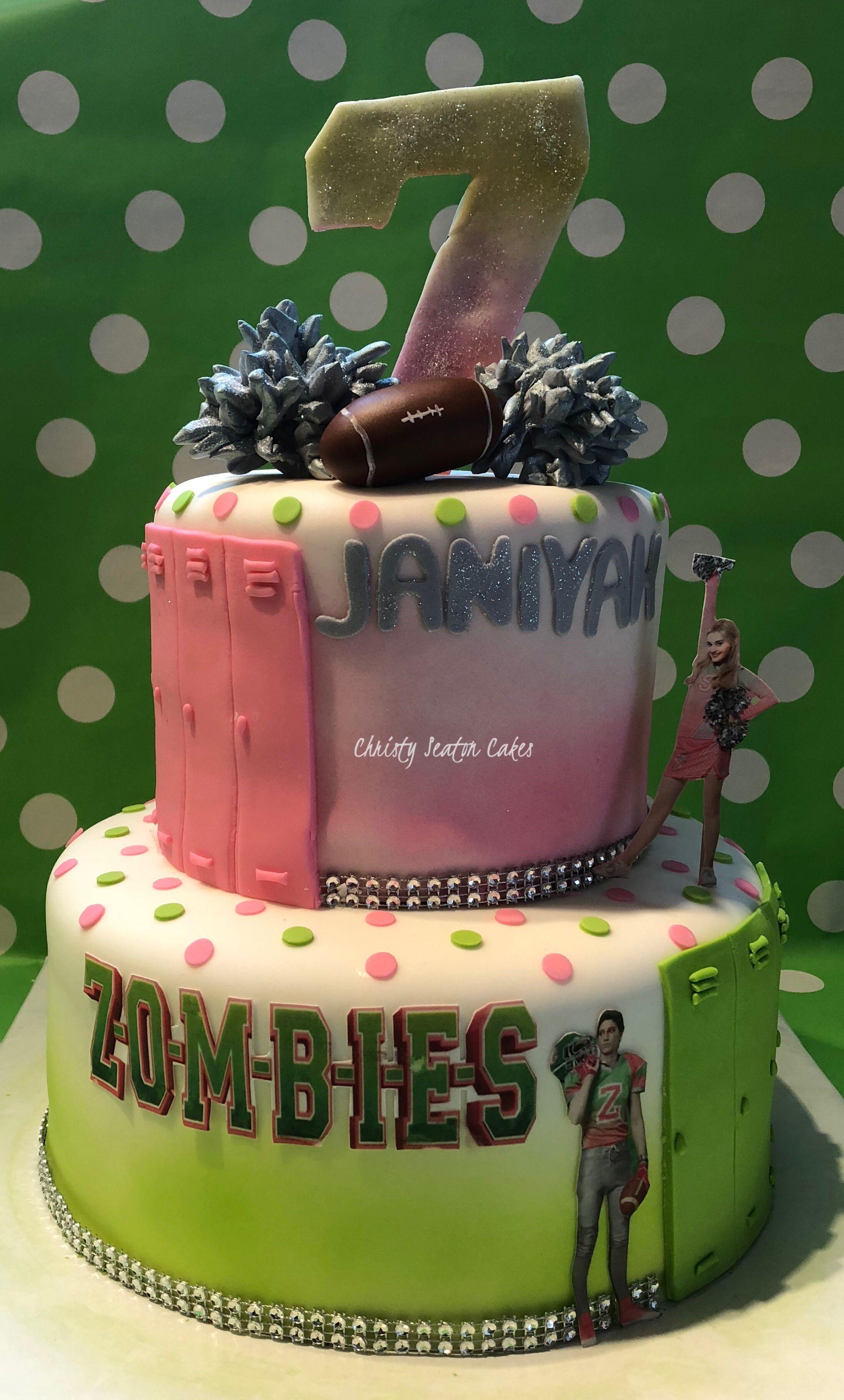 32 Elegant Picture Of Zombie Birthday Cake