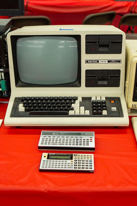 Radio Shack - Tandy - Computers