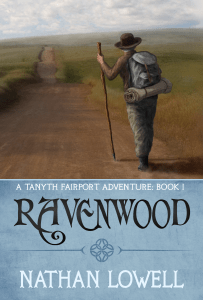 Book Cover of Ravenwood by Nathan Lowell