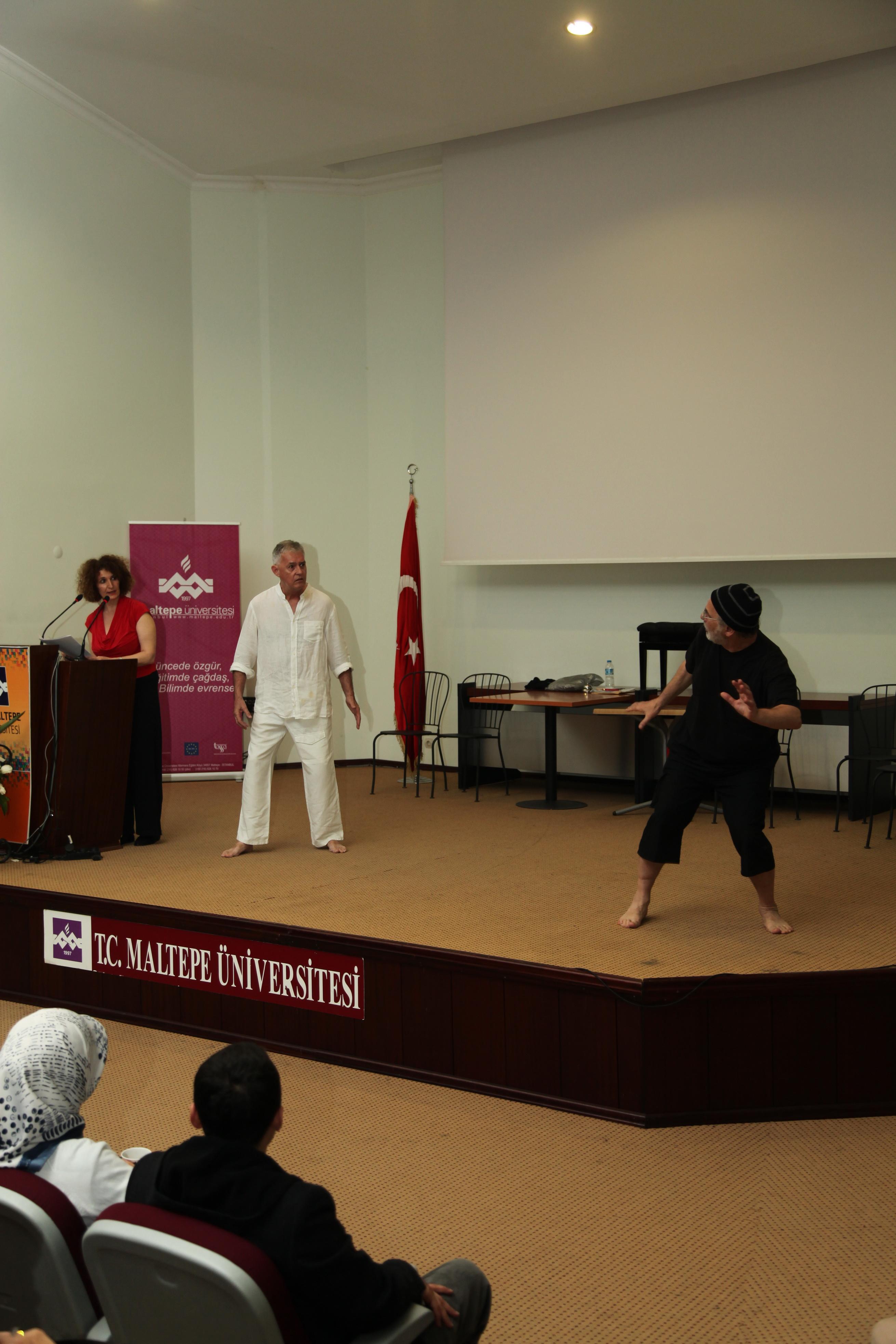 Maltepe University Istanbul May