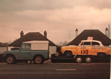 Stockcar, handbuilt, car, banger racing, classic car