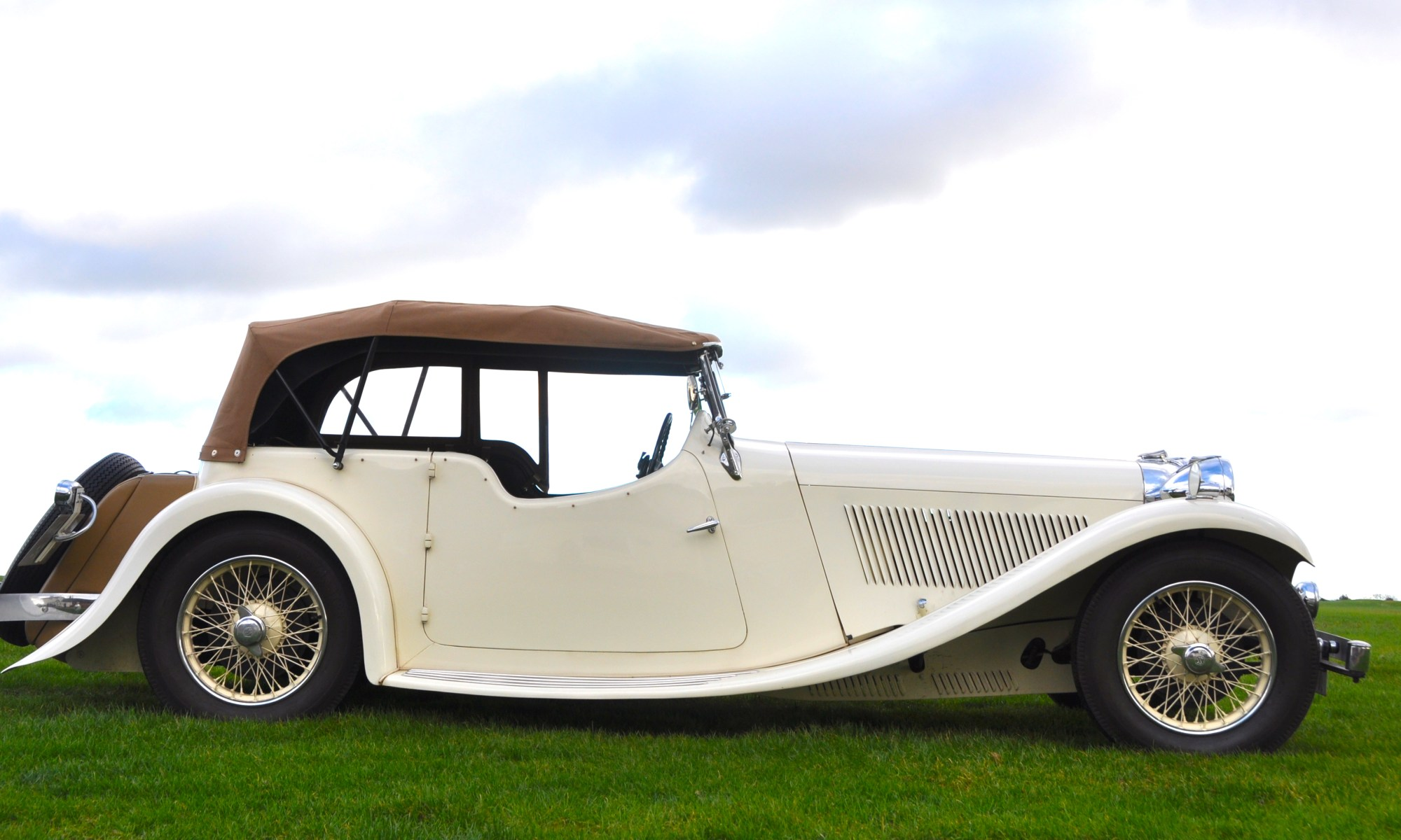 1934 SS1 20hp Tourer Jaguar For Sale Classic Car