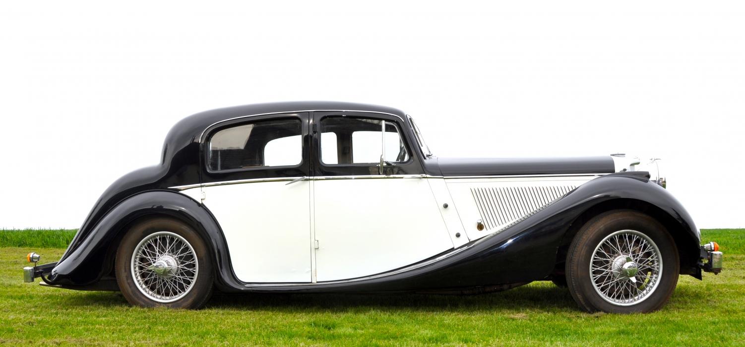 For Sale – 1948 Jaguar MK4 3.5 Litre