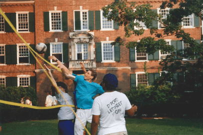 Early 2000s Volleyball Game