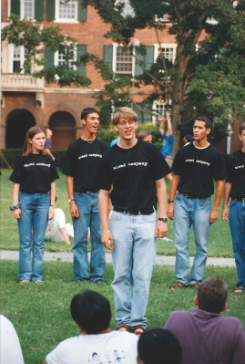 Mixed Co Performing in 2002