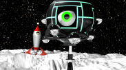 David Olutola Robot Rocket 5