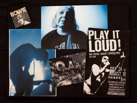 Forgotten Vancouver Stories: 10 –bev. davies, Punk Rock Photographer