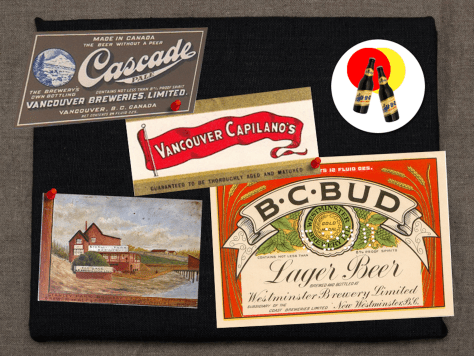 Forgotten Vancouver Stories: 15 - Vancouver brews and breweries