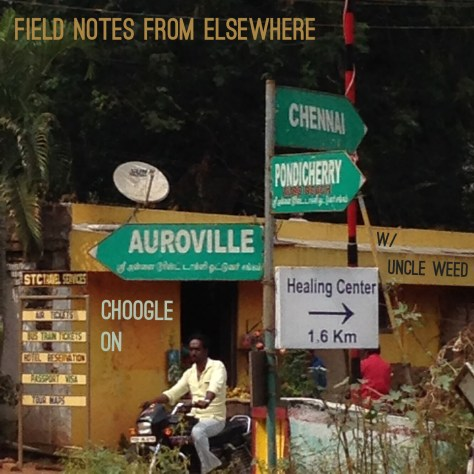 Field Notes from Elsewhere – Choogle On! #121