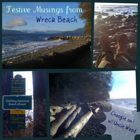 Festive Musings from Wreck Beach – Choogle On! #76