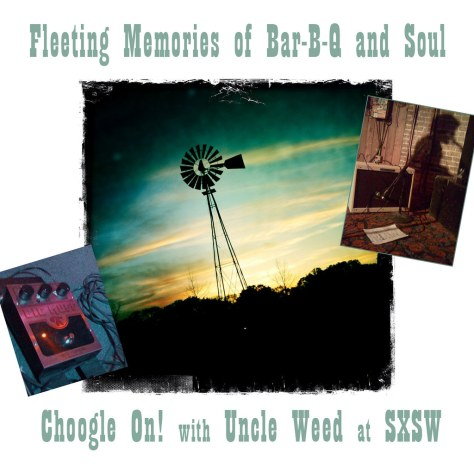 Fleeting Memories of Bar-B-Q and Soul – Choogle On #90