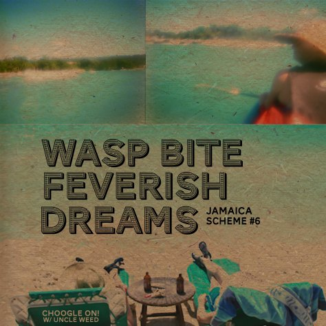Wasp Bite Feverish Dreams – Choogle On Jamaica Scheme #6