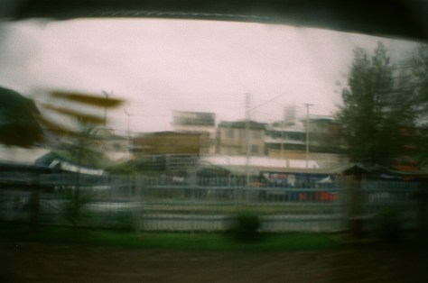 Towns and Trains: passing a city of sorts