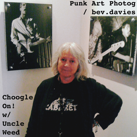 Punk Art Photog / bev. davies