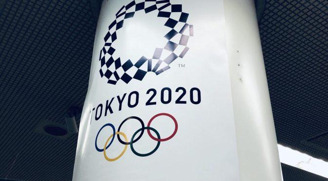 Tokyo Olympics (+ Beijing) and IOC Hubris on theBreaker.news podcast