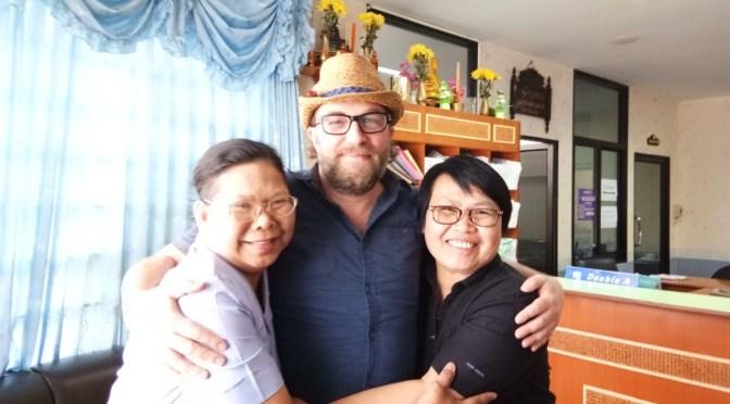 Healing: Story of Kamalasom Massage ~ Phitsanulok, Thailand