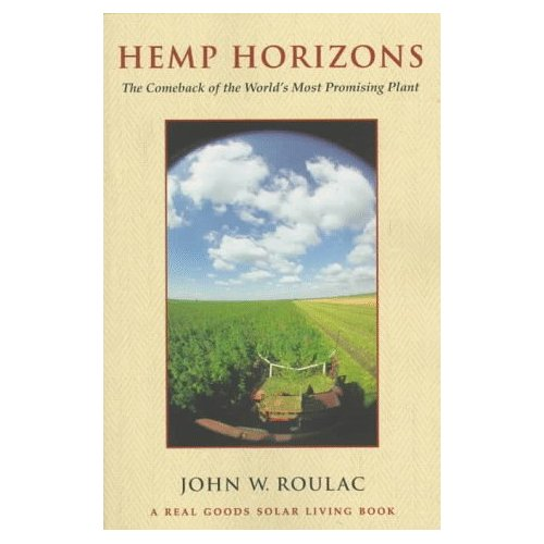 Hemp books: Hemp Horizons (Hemp in Japan)
