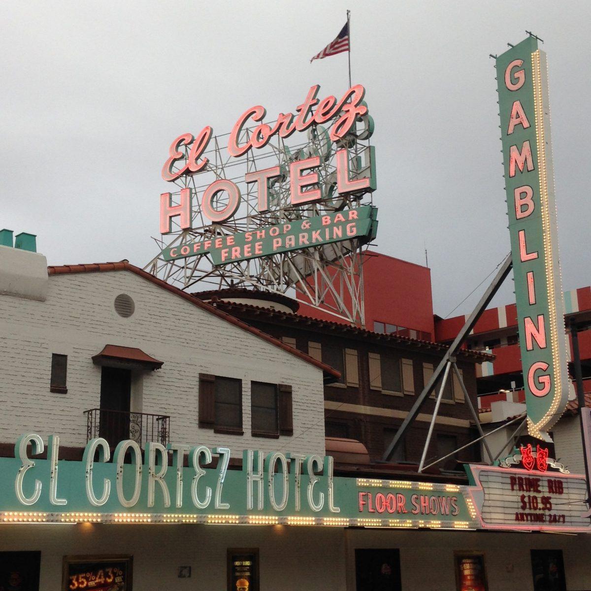 Memento El Cortez Hotel Las Vegas Dave Olson Creative Life