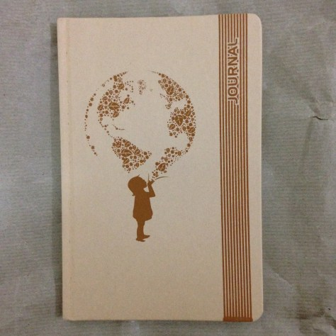 Journal: India, Items Assembled
